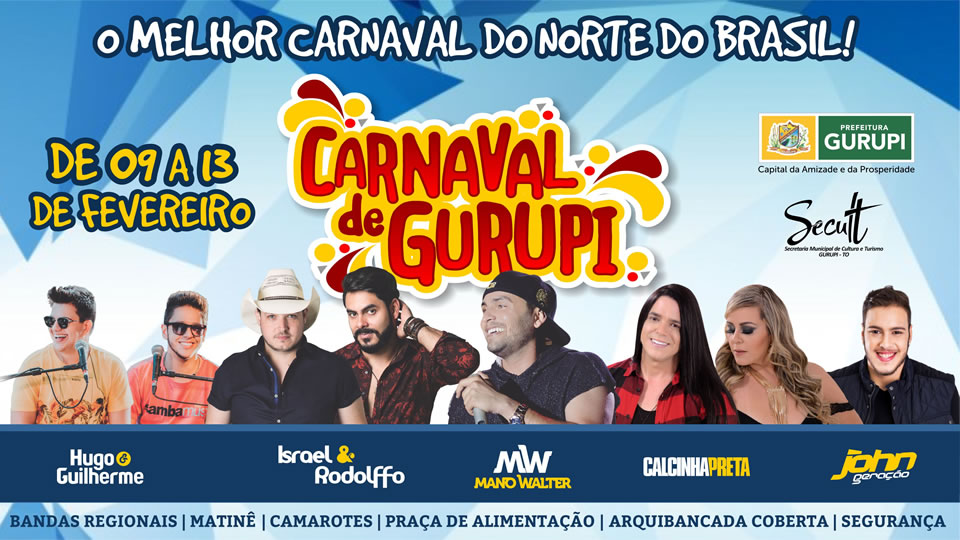 Carnaval de Gurupi 2018