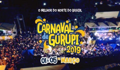 Teaser Carnaval de Gurupi 2019